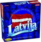 Board Game: Latvija Galda Spēle