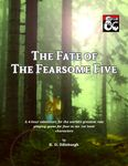 RPG Item: The Fate of the Fearsome Five