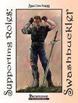 RPG Item: Supporting Roles: Swashbuckler