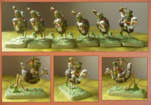 Board Game: BattleLore: Goblin Marauders Specialist Pack