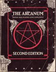RPG Item: The Arcanum