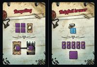 Board Game: Dice Brewing: Pre-release Bonus Cards