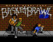 Video Game: BasketBrawl