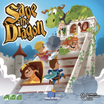 Board Game: Save The Dragon