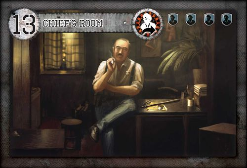 Board Game: Alcatraz: The Scapegoat – Maximum Security