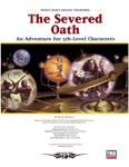 RPG Item: The Severed Oath