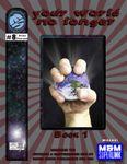 RPG Item: Your World No Longer Book 1