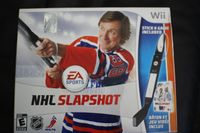 Video Game: NHL Slapshot