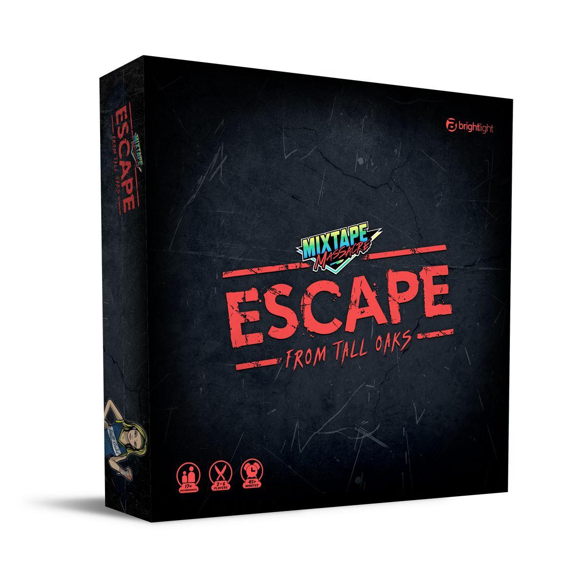 Mixtape Massacre: Escape From Tall Oaks