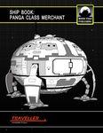 RPG Item: Ship Book: Panga Class Merchant