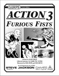 RPG Item: GURPS Action 3: Furious Fists