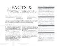 RPG Item: Facts & Innuendos