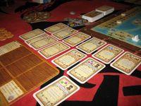 Board Game: Macao