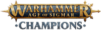 Board Game: Warhammer Age of Sigmar: Champions Trading Card Game
