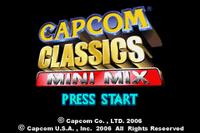 Video Game Compilation: Capcom Classics Mini Mix