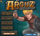 Video Game: Arcuz - Behind the Dark