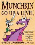 Board Game: Munchkin: Go Up a Level