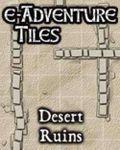 RPG Item: e-Adventure Tiles: Desert Ruins