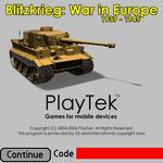 Video Game: Blitzkrieg: War in Europe 1939-1945