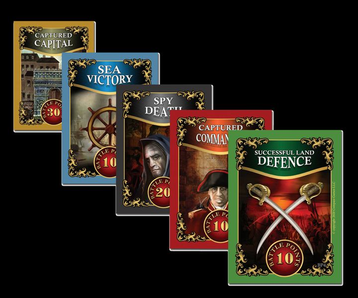 Battle Point Cards