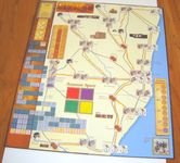 Board Game: Catalonia (fan expansion for Brass)