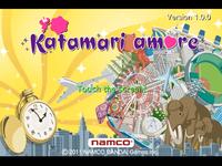 Video Game: Katamari Amore