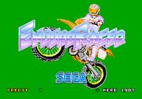 Video Game: Enduro Racer