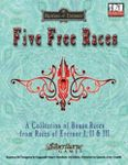 RPG Item: Five Free Races