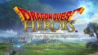 Video Game: Dragon Quest Heroes: The World Tree's Woe and the Blight Below