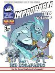 RPG Item: Improbable Tales Volume 3, Issue 1: Ice Escapades (M&M3)