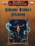 RPG Item: Expert Player's Guide Volume I: Renegade Wizard's Spellbook