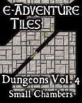 RPG Item: e-Adventure Tiles: Dungeons Vol. 4