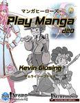 RPG Item: Play Manga d20
