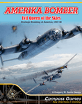 Board Game: Amerika Bomber: Evil Queen of the Skies
