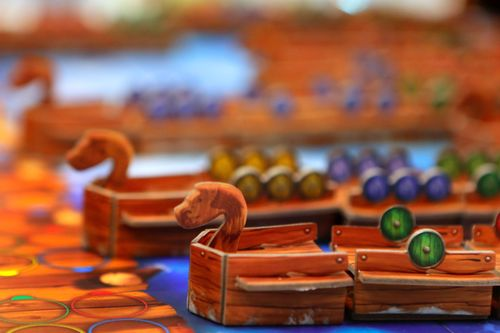 Board Game: Vikings on Board