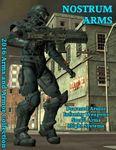 RPG Item: Nostrum Arms 2016 Arms and Armor Catalog