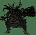 Character: Asylum Demon