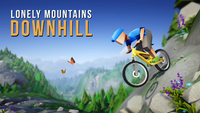 Video Game: Lonely Mountains: Downhill