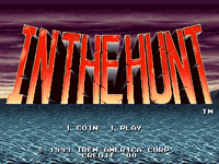 Video Game: In the Hunt