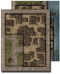 RPG Item: GameMastery Flip-Mat: Warehouse