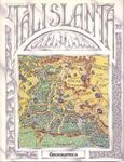 RPG Item: Talislanta Geographica