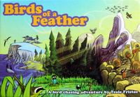 Board Game: Birds of a Feather