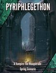 RPG Item: Pyriphlegethon