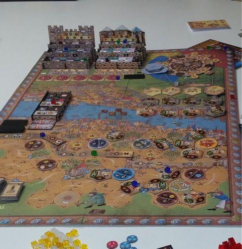 Board Game: Praga Caput Regni