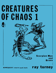 RPG Item: Creatures of Chaos 1: Scorpion Men and Broos