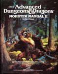 RPG Item: Monster Manual II (AD&D 1e)