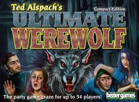 Board Game: Ultimate Werewolf: Compact Edition