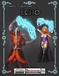 RPG Item: Classes of the Lost Spheres: Echo