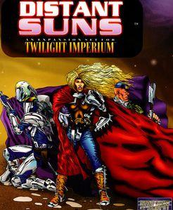 Twilight Imperium: Distant Suns Cover Artwork