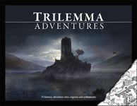 RPG Item: Trilemma Adventures Compendium Volume I